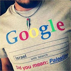 Yes, I meant Palestine. Shukran
