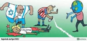 """Israel vê a ONU como território hostil. Por isso manda embaixadores militantes da anexação, cuja resposta-padrão a qualquer crítica é a acusação de 'antissemitismo' – diz Vijay Prashad.O governo de Israel não aprecia a ONU. Cartaz frequente nas ocupações de colonos ilegais é """"UNwelcome"""" [ONU não é bem-vinda]."""