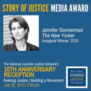 jennifer.gonnerman.new.yorker.award