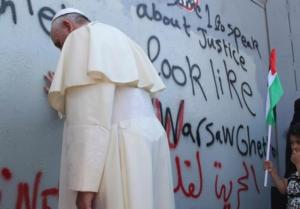 francis.apartheid.wall