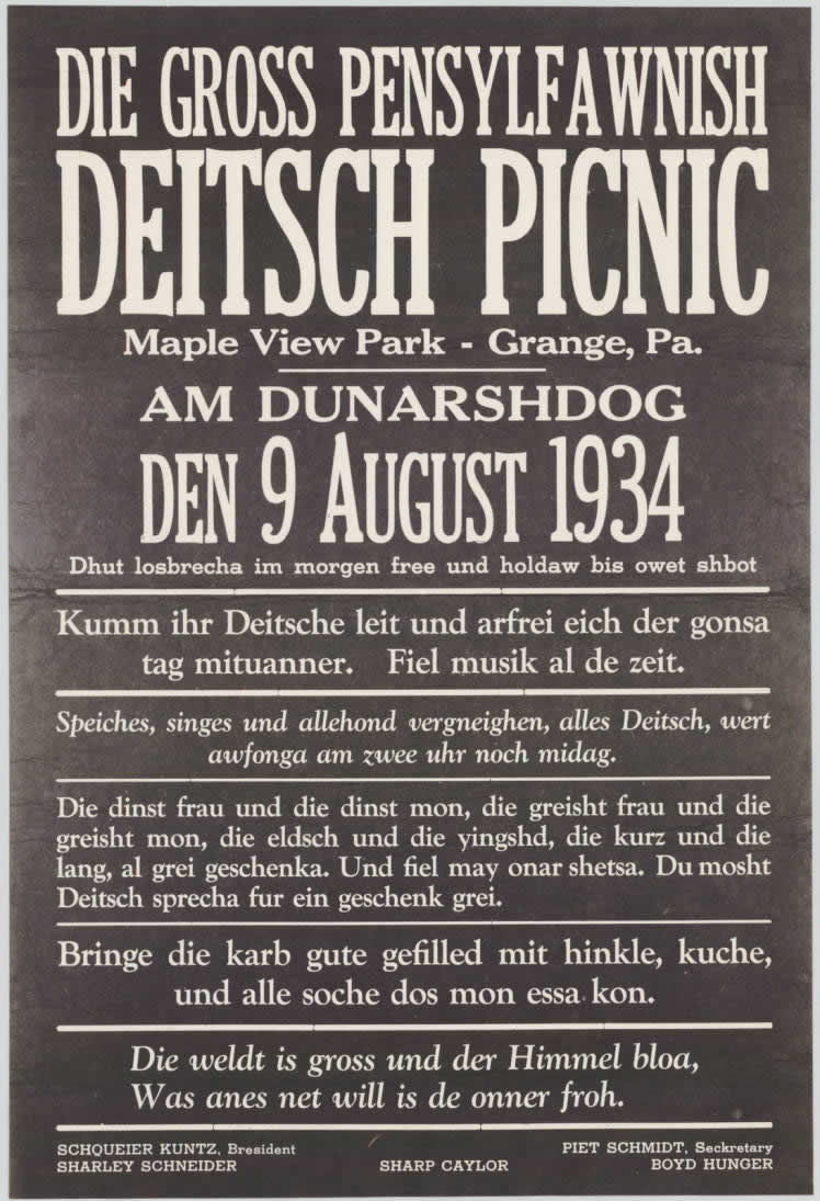 padutch1934picnic