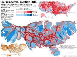 USelection2016Cartogram
