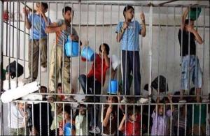 israel-children-cages