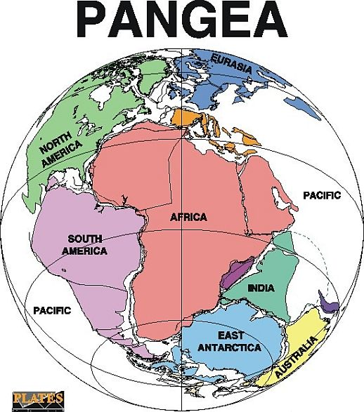 pangea_supercontinent_map